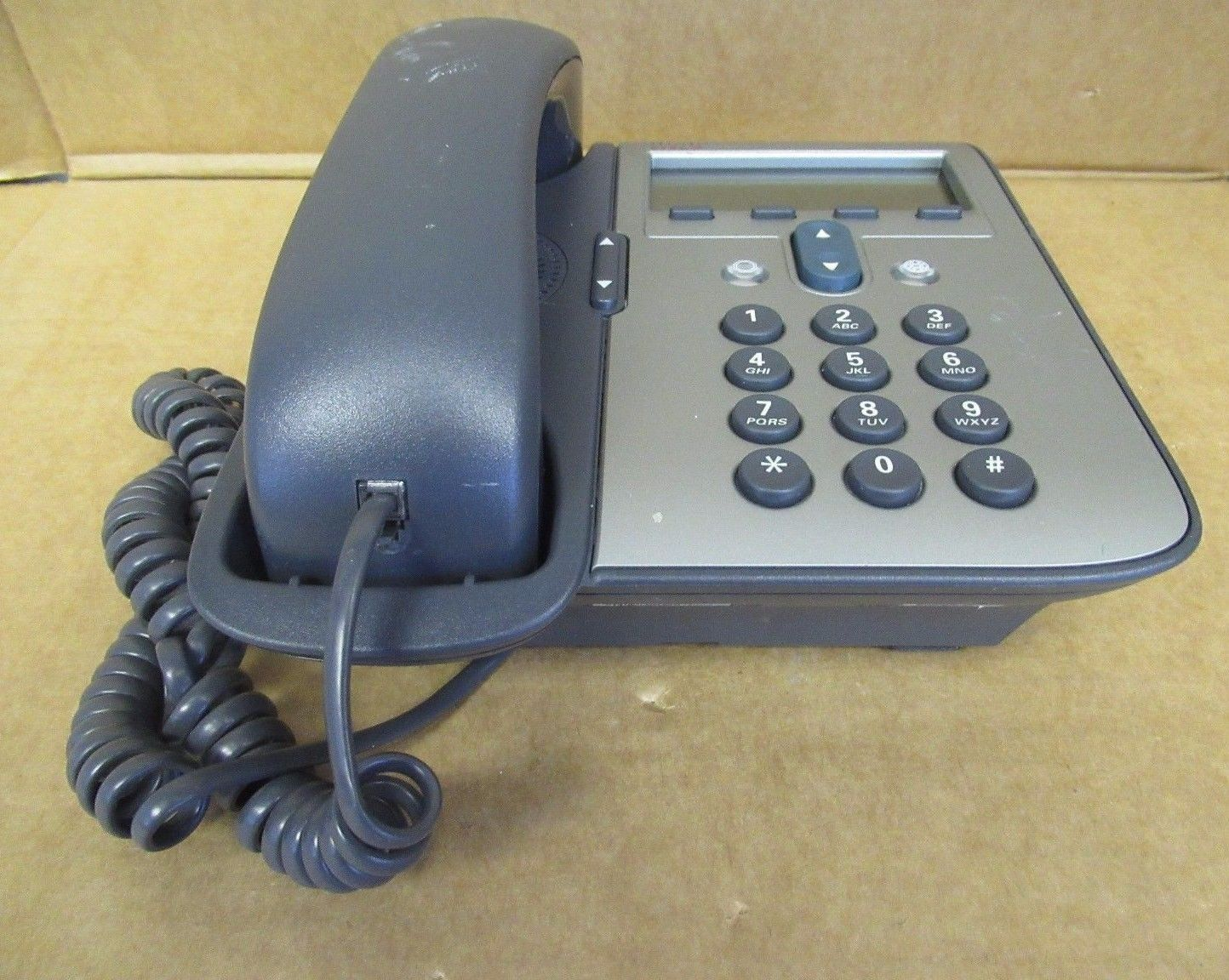 Cisco IP 7911 Business VoIP LAN Wired Office Phone Handset
